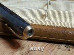 Crayon À Plumes Vacumatique Vacumatique Vintage Parker Set
