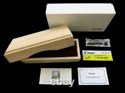 Fcn-5mp-rs-m Fountain Pen Pilote Capless Raden Stripe Nib Medium L5.5 Pouces