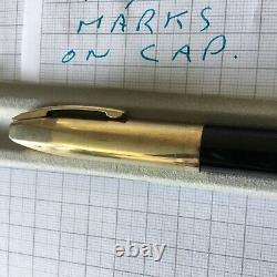 Feuilles Pen Pfm 5 En Black Restored