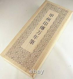 Marin Koshu Inden Fountain Pen Sayagata Moyenne Amende Plume 10-3051-320