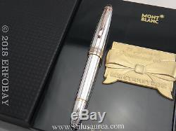 Meisterstück Solitaire Or Blanc 146 75e Anniversaire Le75 Année 1999