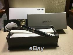 Mint Pelican M800 Fountain Pen M Noir Souveran Du Japon F / S