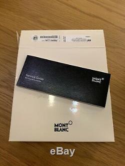 Mont Blanc Boheme Pen Set Midnight Black. Inutilisé