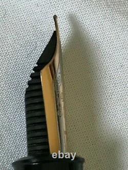 Montblanc 149 14c Large Nib, Ajustement Par Friction À Piston Early1960-excellent État