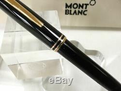 Montblanc Classique Portemine Noir Et Or