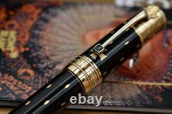Montblanc Elizabeth I 2010 Patron De L'art Limited Edition Fountain Pen 4810 M