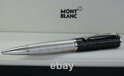 Montblanc Grands Personnages Abert Einstein Ballpoint Pen 107475 Nouveau