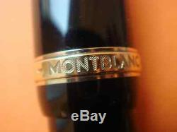 Montblanc Limited Edition Agatha Christie Fountain Pen F Pt Neuf Dans La Boîte 2341/4810