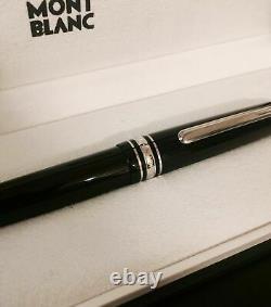 Montblanc Meisterstück Platinum Line Classique P145 Fountain Pen 106520