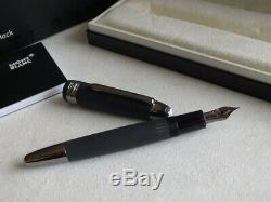 Montblanc Meisterstück Ultra Noir Legrand 146 14k Fountain Pen Nib Ef