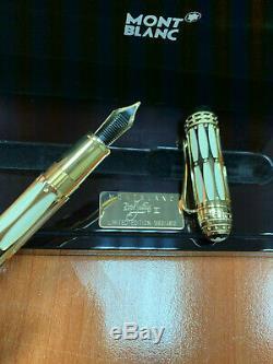 Montblanc Pape Jules II 2005 Le 4810 Modèle 28756 Fountain Pen