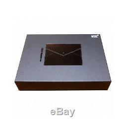 Montblanc Paper Sartorial Noir Set Augmentée Starwalker Stylo À Bille # 117366