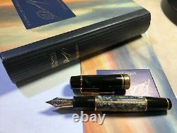 Montblanc Writers Edition Alexander Dumas Fontaine Stylo M Nib (signature Correcte)