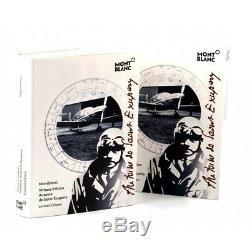 Montblanc Writers Limited Edition Antoine De Saint Exupéry Fp Bp Mp 116114