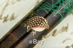 Namiki Emperor N De 50 Obano Plume 18k M Kyusai Yoshida