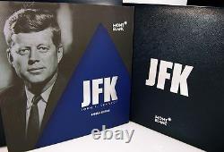 Nouveau Montblanc John F Kennedy Jfk Special Edition Fountain Pen (med Nib) 111045