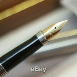 Parker 75 Espagnole Treasure 1715 Flotte Fountain Pen Minty Boxed