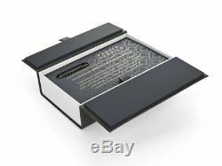 Parker Premier Monochrome Pvd Noir Moyen Fountain Pen (1931429)