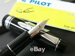 Pilot Custom Heritage 912 Stylo Plume Corps Noir Fa-nib Fkvh-2mr-b-fa Japan