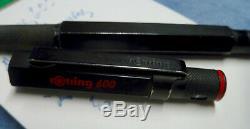 Rotring 600 Fountain Pen Noir