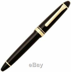Sailor 1911 Or Profit Grande 21k Fontaine Pen Noir Mi-fine Nib 11-2021-320