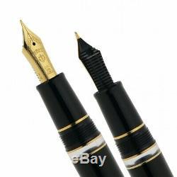 Sailor 1911 Profit Realo 21k Fountain Pen Fin Noir Nib 11-3924-220