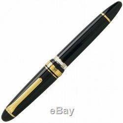 Sailor 1911 Profit Realo 21k Fountain Pen Noir Mi-nib 11-3924-420