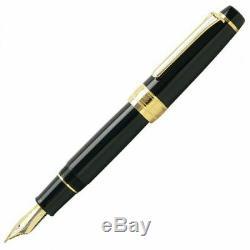 Sailor Kop Vitesse Professionnelle Or Fontaine Pen Roi De Pen B Nib 10-9618-620