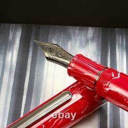 Sailor New Release Luminous Shadow Kop King Of Pen 21k Gold Ip Nib Fountain Pen