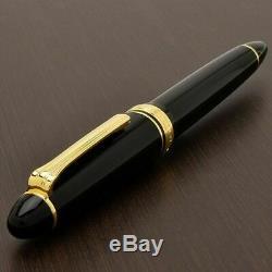 Sailor Profit 1911 Standard Pen 21k Fontaine Noire Fine Nib 11-1521-220