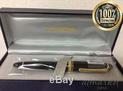 Sailor Profit 1911 Standard21 Ef (extra-fine) Plume Stylo-plume Noir 21k Nouveau F / S