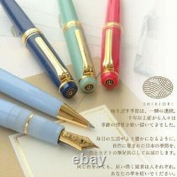 Sailor Shikiori Fountain Pen Conte De Fées Kaguya Moyenne Amende Nib 11-1227-303