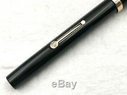 Stylo Flexible Noir Waterman 52 Bhr Noir Vintage Des Années 1920 N ° 4