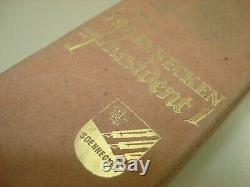 Vintage Fountain Pen, Soennecken Präsident 1 (1 Président), Mint! , Avec La Boîte