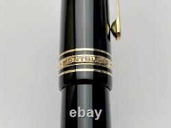 Vintage Montblanc Meisterstuck N ° 149 Pen Fontaine