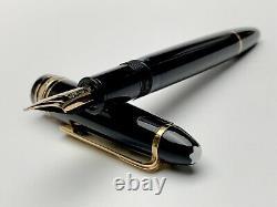Vintage Montblanc Meisterstück No. 146 Fountain Pen