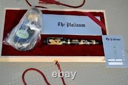 Vintage The Platinum Edition Limitée Stylo De Fontaine