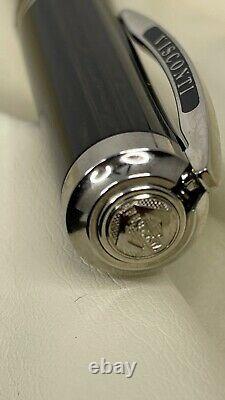 Visconti Australie Corroboree Profond Brun-noir Fontaine Pen Ltd Édition 30/100