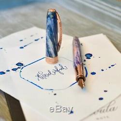 Visconti Van Gogh Verger En Fleurs Fontaine Pen