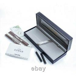 Wancer X Sailor Professional Gear Limited Edition 21k Fontaine Stylo Mocha Brown